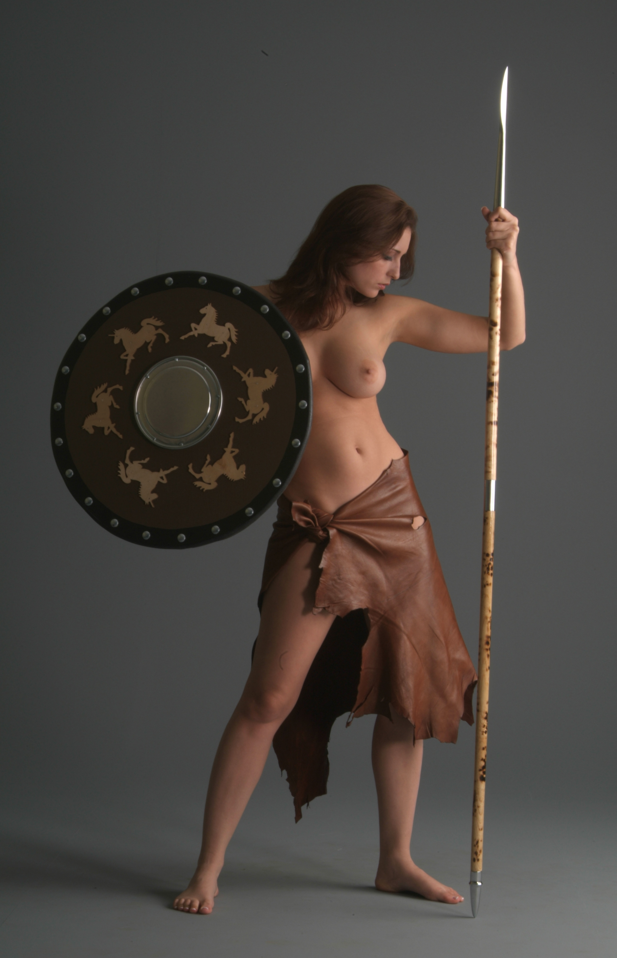 Sexy erotic warrior girls drawn pictures nude photos